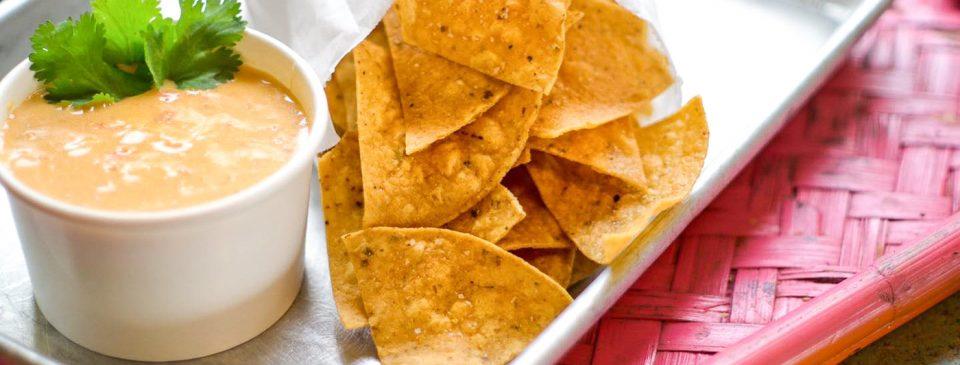 Festiva chips queso